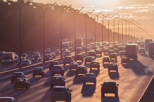 Umweltbelastung in Städten